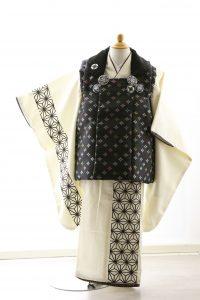 着物ID=CB008 3歳男の子の七五三レンタル専用のお着物です。