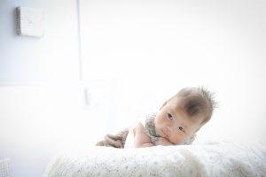 子ども(赤ちゃん)がリラックスしている様子でとても良かった。インテリアもよかった。